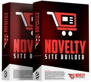 Novelty Site Builder OTO