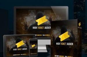 High Ticket Jacker OTO