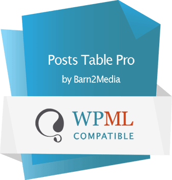 Barn2Media Posts Table Pro kk