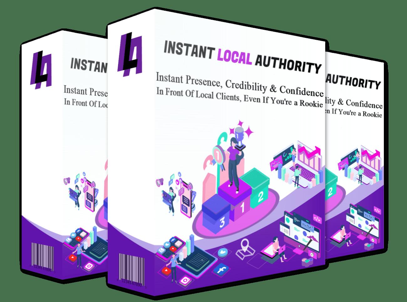 Instant Local Authority OTO