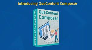 QueContent Composer OTO