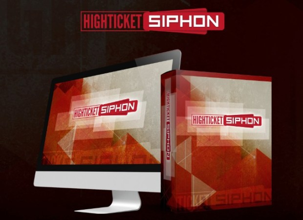 High Ticket Siphon OTO