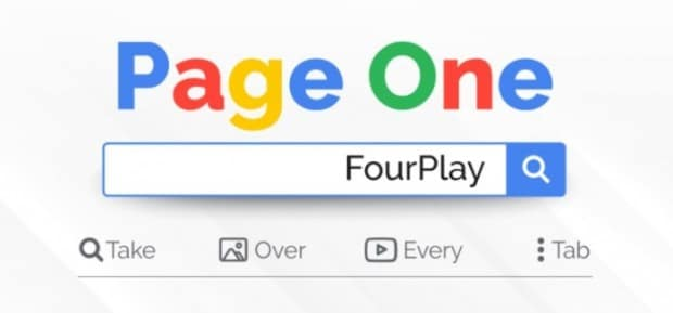 Page One Four Play  OTO