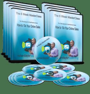 6 Week Affiliate Masterclass OTO